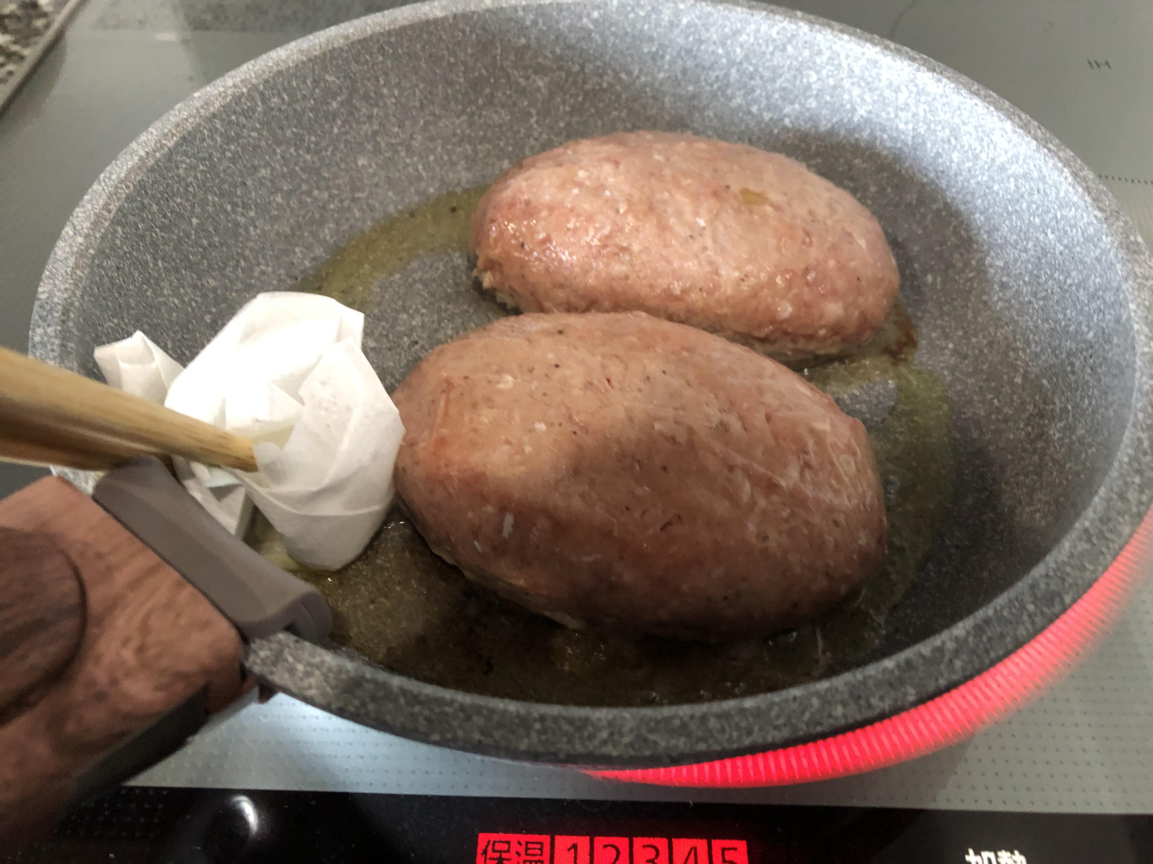 ハンバーググラタンの作り方