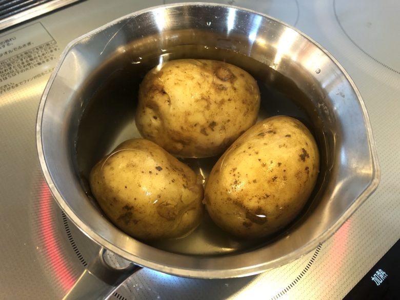 レモンバターソースのステーキの作り方